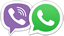 MESSAGING SOLUTIONS - WHATSAPP, VIBER AND SMS